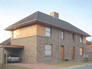Современные фасадные материалы