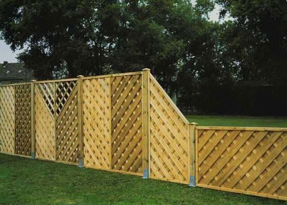 Как сделать забор для дома