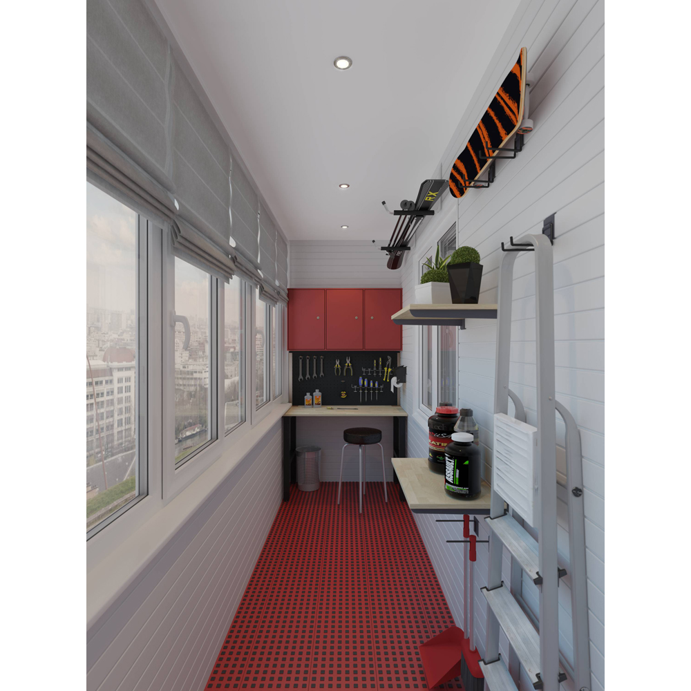 Изготовление мебели для балконов и лоджий within 79 лучший о.