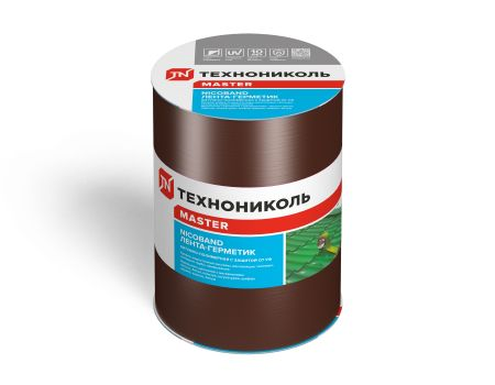 Для гидроизоляции лента каучуковая