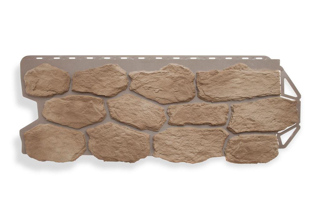 панели на фундамент имитация камня