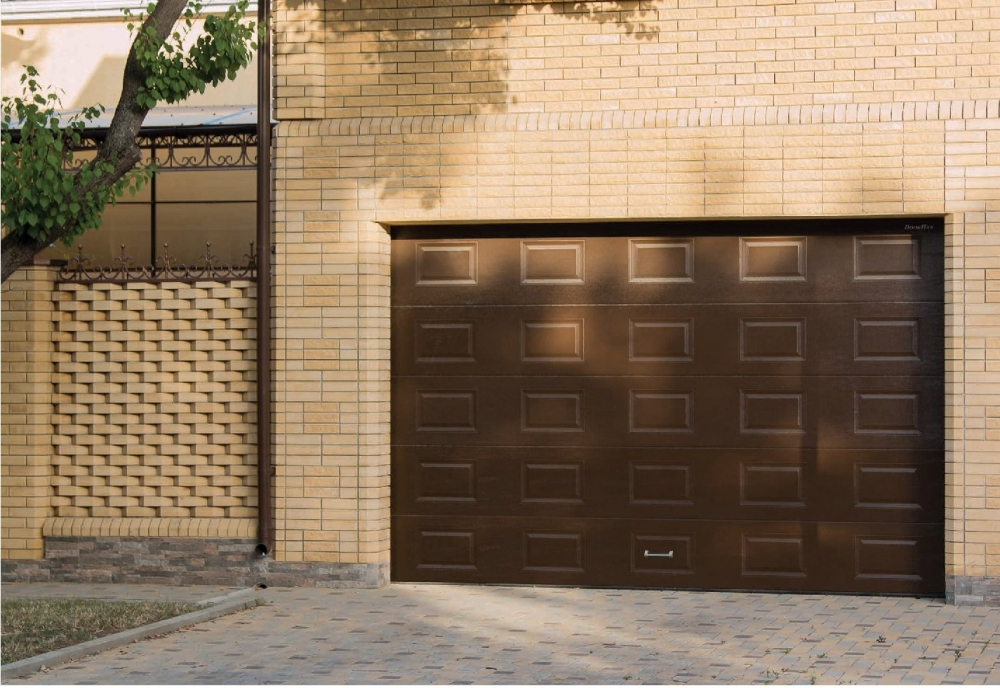 гаражные ворота серии rsd