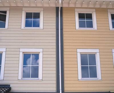Сайдинг для фасада вашего частного дома