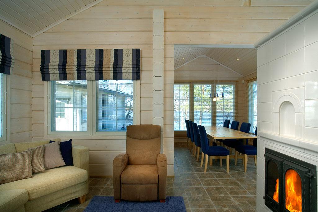 Финские дома из клееного бруса - Цены.