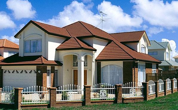 дом с красивой крышей сонник