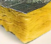 Минеральная вата Isover ISOVER KT-40-AL